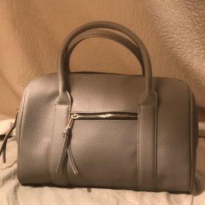Handbags - JustFab gray handbag